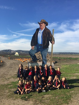 The Farm Field Trip
