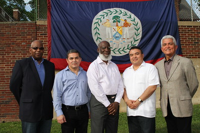 H.E. Nestor Mendez, Ambassador of Belize to the United States  Farewell
