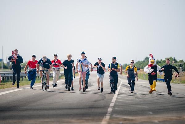 2021 Mechanics Race
