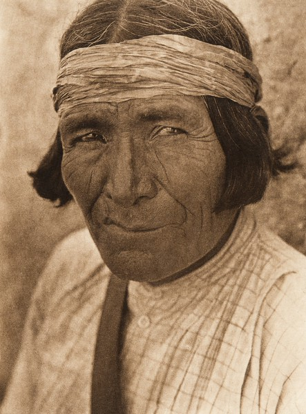 Turivio Waconda - Paguate (The North American Indian, v. XVI. Norwood, MA, The Plimpton Press,  1926)