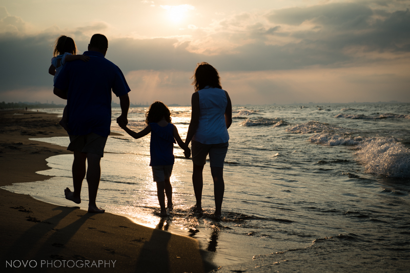 Farag Family - Michael Novo Photography