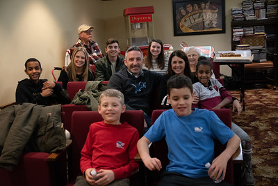 Family Movie Night 1/2/19