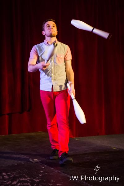 The Muse Circus Cabaret 1/17/16