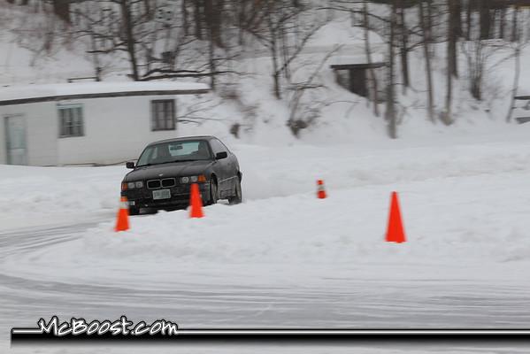 NEQ Advanced Winter Driving I