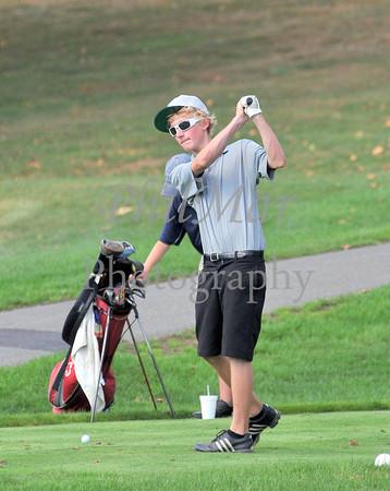 Wyomissing VS Brandywine VS Schuylkill Valley High School Golf