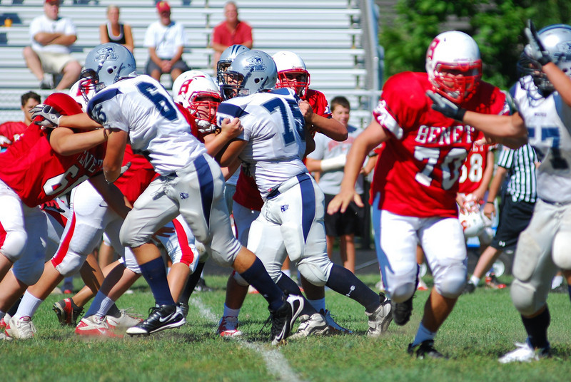 JV Oswego east Vs benet 239.JPG