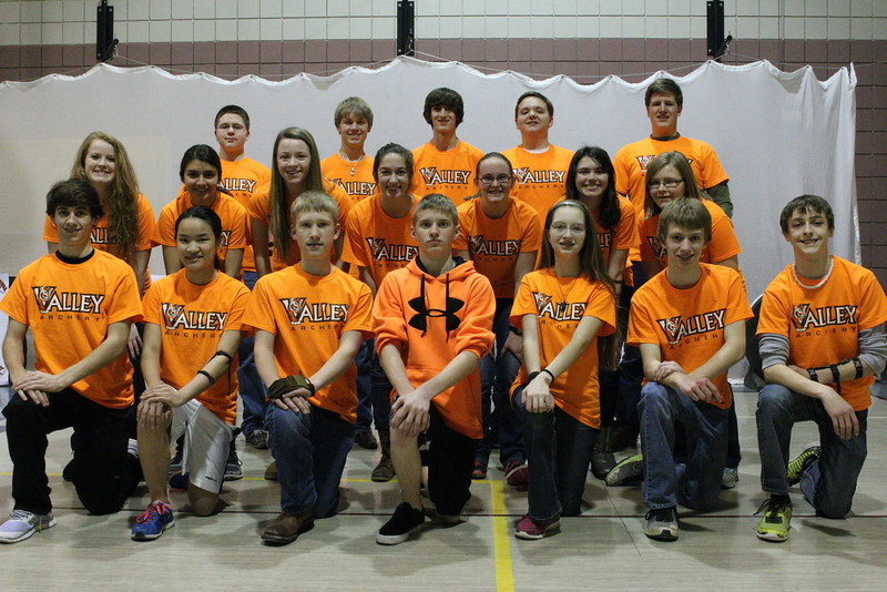 Valley Archery Team