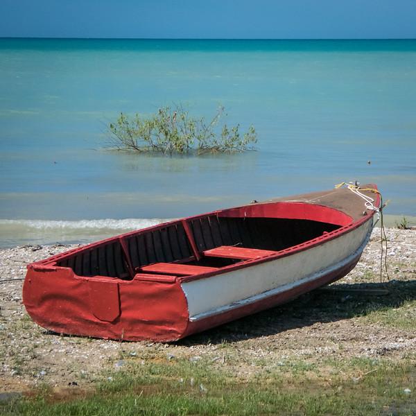 Point Clark Row Boat