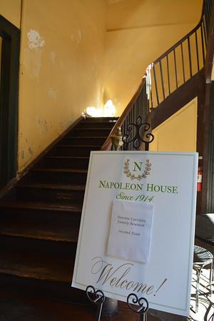 Family Reunion Napoleon House