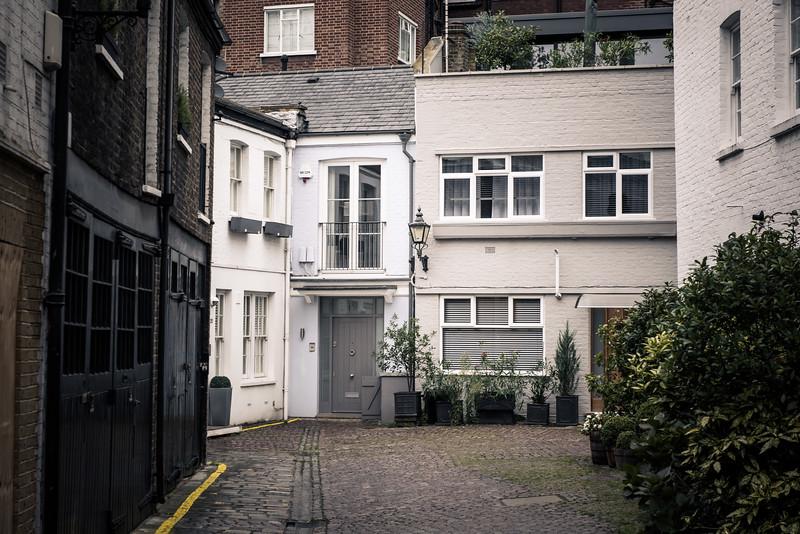 Thurloe Place Mews, Kensington