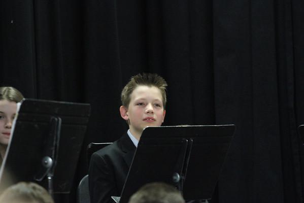 Pittson School 4/5 Grade Concert