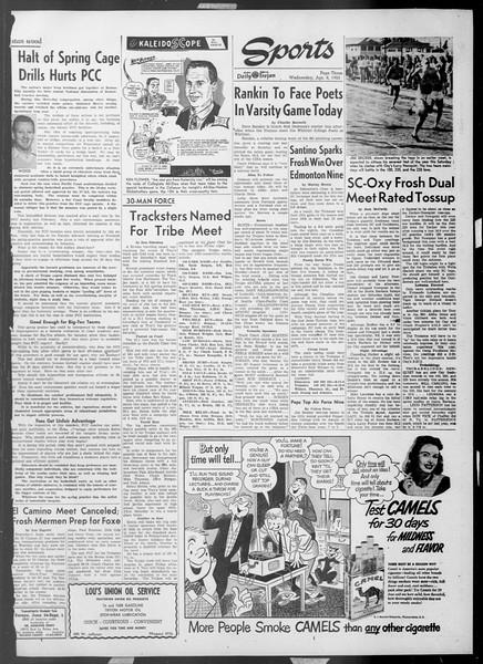 Daily Trojan, Vol. 44, No. 106, April 08, 1953
