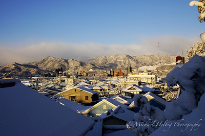Snowscapes - Hiroshima/Shimane