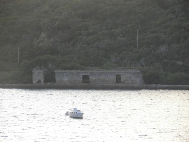 Old wall on Hassel Island.JPG