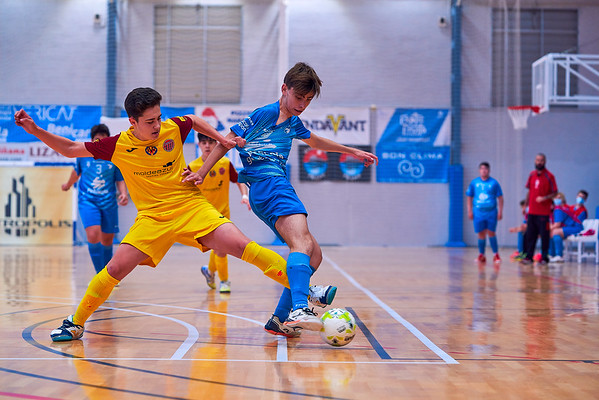 FFCV - PEÑISCOLA FS vs VILA-SPORT FS - Cadete