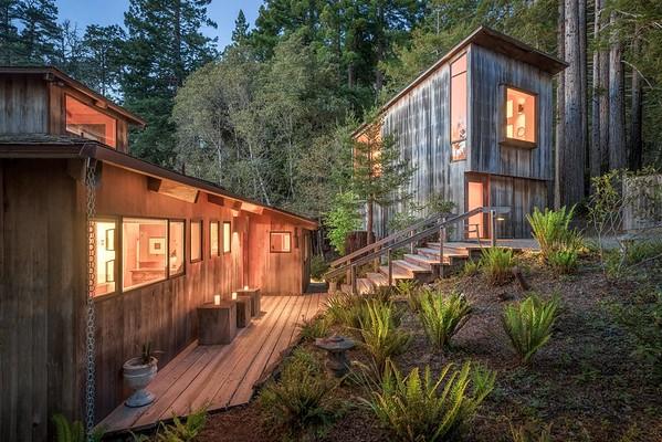 Pine Tree Close, Sea Ranch, California