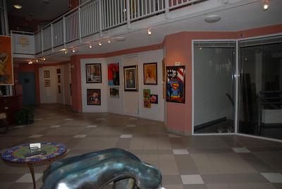 Commodore Gallery of Art & Design