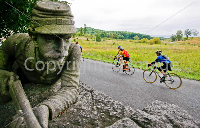 Civil War Century - Gettysburg & Antietam - Bike Ride