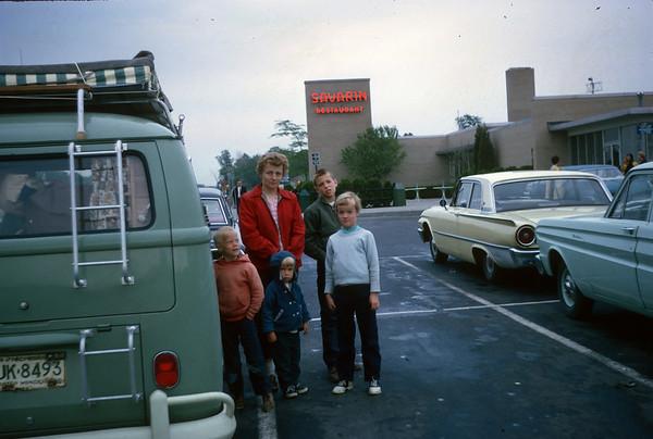 1964 to 1967 (Alaska)