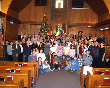 Congregation Picture - January 7, 2007
