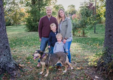 McClarnon Family, 2019