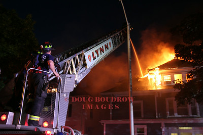 Lynn, MA - 2nd Alarm, 99 North Common Street, 6-29-14