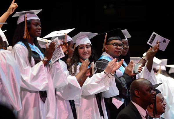 Trenton West Campus 2015 graduation