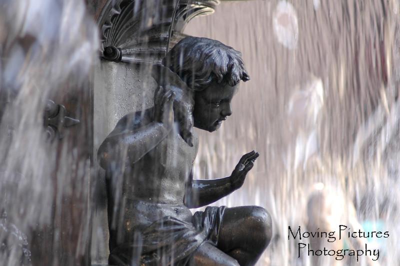 Tyler Davidson Fountain