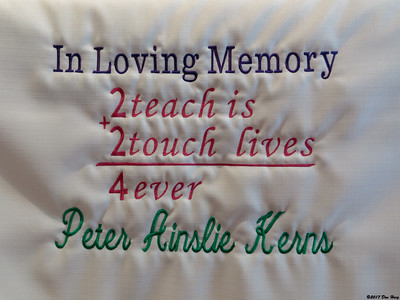 Peter A. Kerns- Celebration of Life