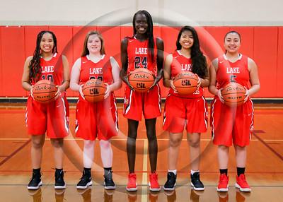 2019 LHHS Girls Basketball