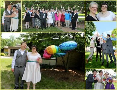 "Eric & Elizabeth's ""Family & Friends"" Wedding Day Portraits"