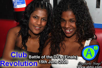 Ckub Revolution - 15th June 2008