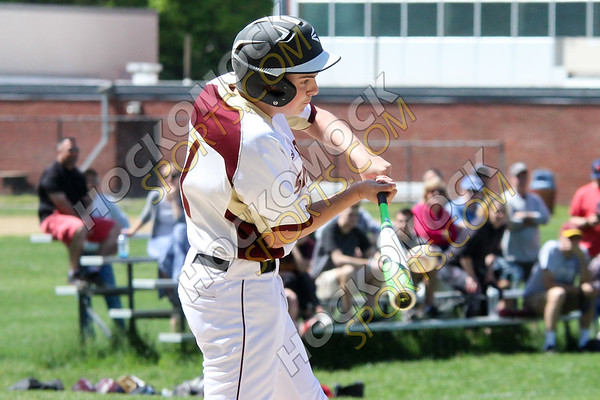 Sharon-Middleboro Baseball - 05-20-17