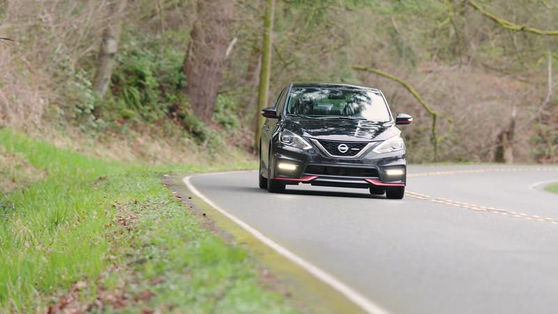 2017 Nissan Sentra NISMO Driving Reel