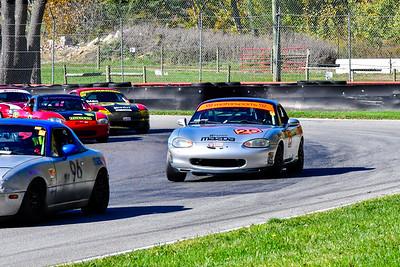 2020 OVR Autumn Regional Grp 1 Sat PM Race Multi Cars