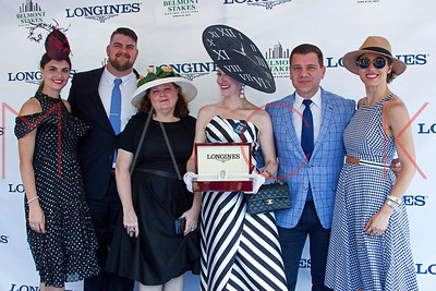 ELMONT, NY - JUNE 10:  The 149th Belmont Stakes at Belmont Park.