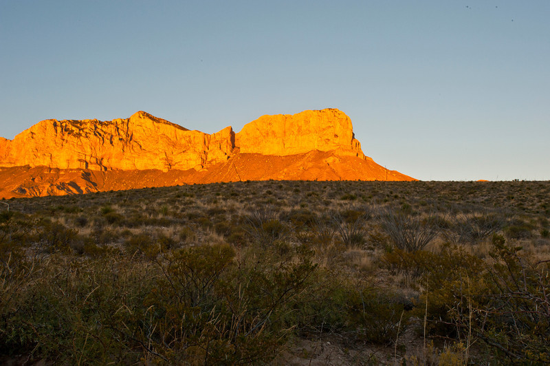 Guadalupe Mountain