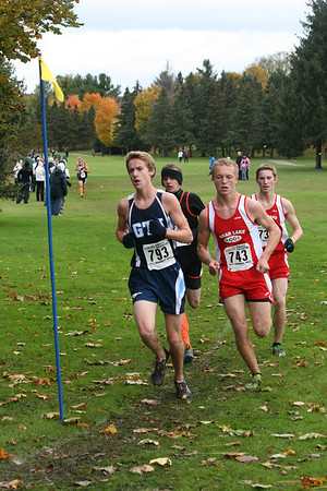 XC Regionals Boys D4 Grand Traverse Resort 1.75 Mile