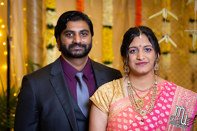 Geethika & Pranay Engagement