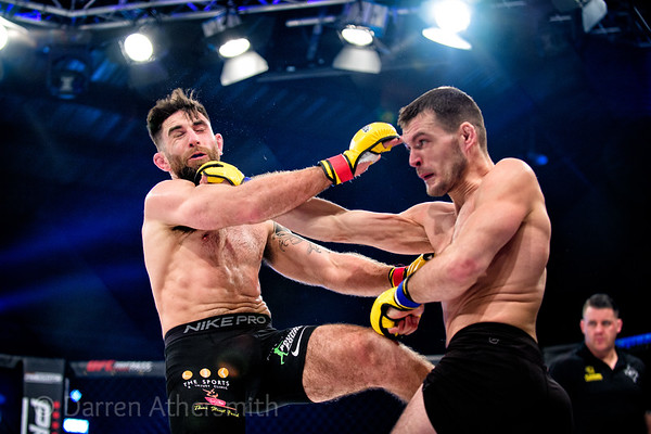 Cage Warriors 112 Manchester - All images available for download
