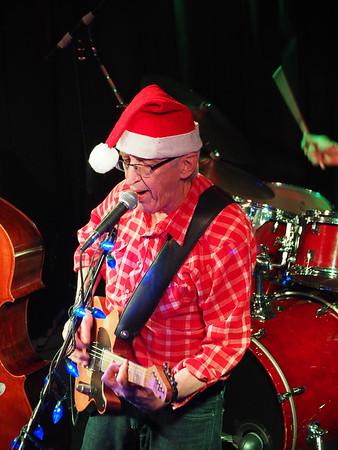 """Bill Kirchen's 'Honky Tonk Holiday """" at Sportsmen's Tavern Buffalo , NY December 2014"""