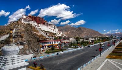 (5) 2011 Autumn, Tibet, China - Potala Palace