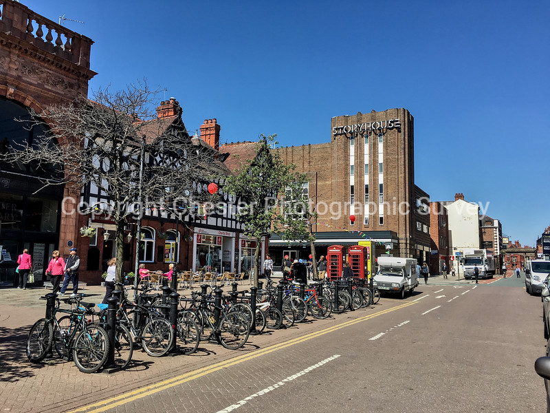 Storeyhouse: Hunter Street