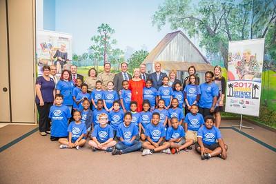 7-20-2017 Summer Literacy Adventure at Ocala Public Library