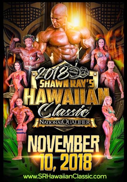 2018 Shawn Ray Hawaiian Classic