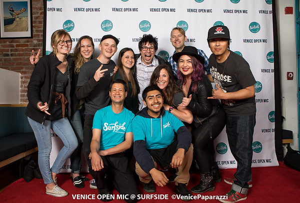 04.04.18 4 Year Venice Open Mic Anniversary @ Surfside