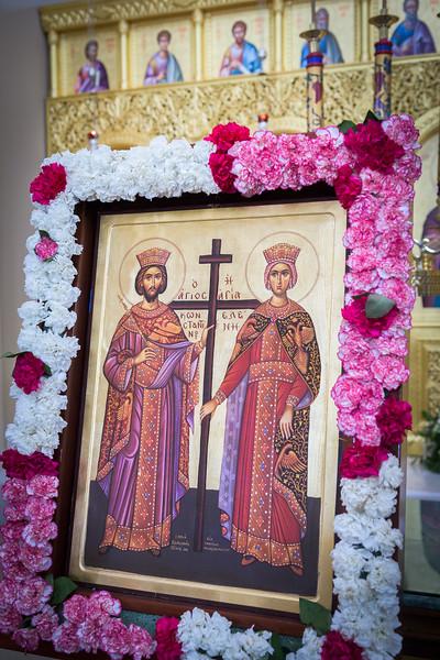 Sts. Constantine & Helen Parish Feast Day