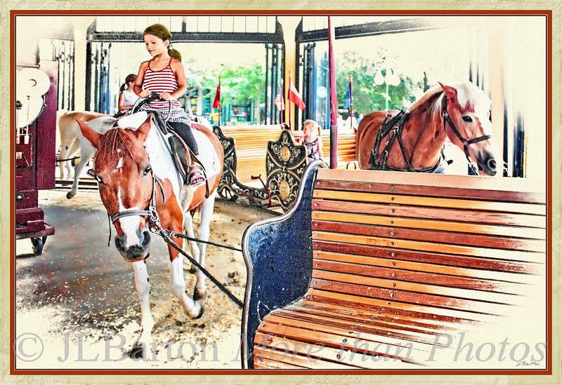 Prater Pony Caroussel