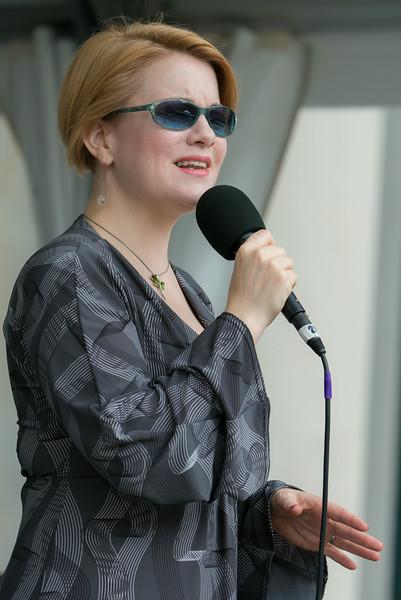 Maude Hixson-2014 Twin Cities Jazz Festival
