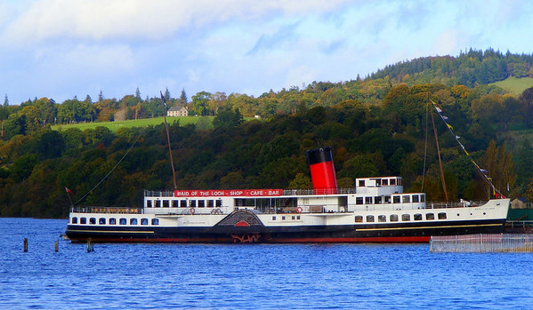 Passenger Ships